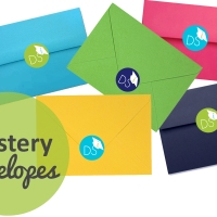 Mystery Booking Envelopes