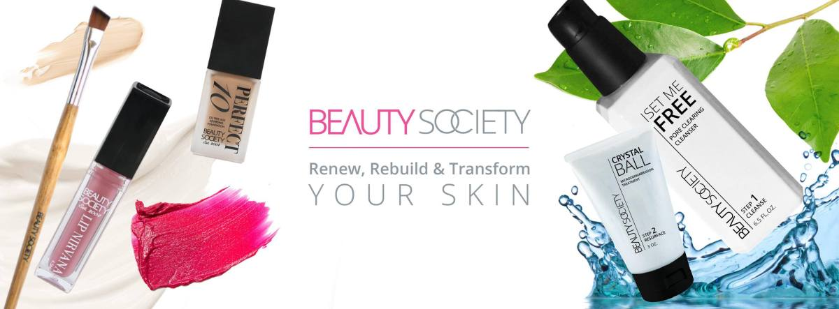 Beauty Society-A few of my favorite things